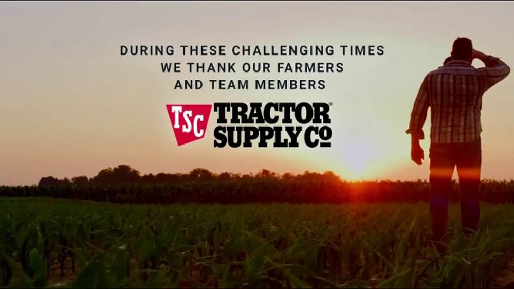 Tractor Supply Co. TV Commercial, 'You're Always Here'