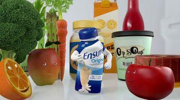 Ensure Original Nutrition Shake TV Spot, 'Mission: Immune System Support'