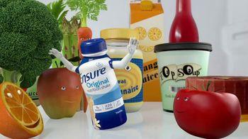 Ensure Original Nutrition Shake TV Spot, 'Mission: Immune System Support' - Thumbnail 2