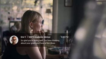 University of Phoenix TV Spot, 'Academic Advisor'