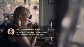 University of Phoenix TV Spot, 'Watermark' - Thumbnail 3