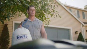 Hefty Ultra Strong TV Spot, 'Check It Out' Featuring John Cena - Thumbnail 4