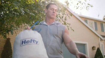 Hefty Ultra Strong TV Spot, 'Check It Out' Featuring John Cena - Thumbnail 5