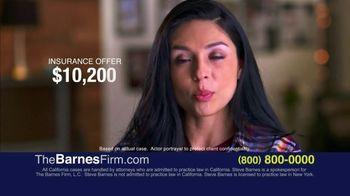 The Barnes Firm TV Spot, 'Worth' - Thumbnail 1