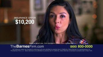 The Barnes Firm TV Spot, 'Worth' - Thumbnail 2