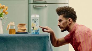Chobani Oat TV Spot, 'Almost Spilled'
