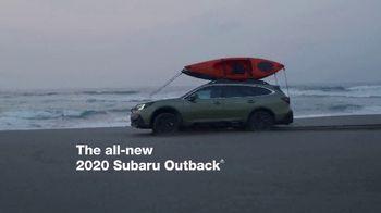 2020 Subaru Outback TV Spot, 'Adventurous Heart' [T2] - Thumbnail 3