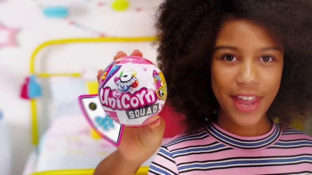 5 Surprise Unicorn Squad TV Commercial, 'Oopsie'