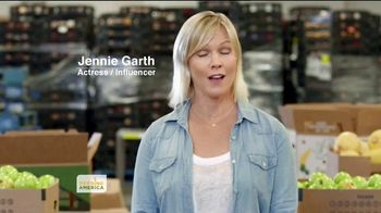Feeding America TV Spot, 'Kids Worry About a Lot of Things' Featuring Jennie Garth - Thumbnail 1