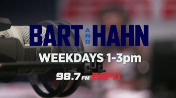 ESPN Bart and Hahn TV Spot, 'What Do We Want to Hear?' - Thumbnail 10