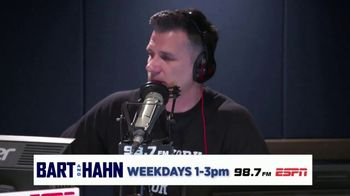 ESPN Bart and Hahn TV Spot, 'What Do We Want to Hear?' - Thumbnail 4