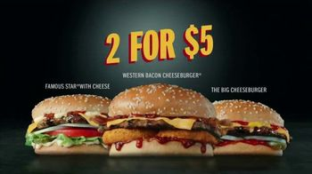 Hardee's 2 for $5 Mix and Match TV Spot, 'If They Could Talk' - Thumbnail 2