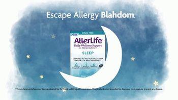 AllerLife Sleep TV Spot, 'Bedtime Blahs' - Thumbnail 5