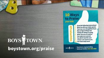 Boys Town TV Spot, 'Praise' - Thumbnail 8