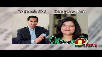 Yajnesh Rai Real Estate TV Spot, 'Bay Area Real Estate' - Thumbnail 2