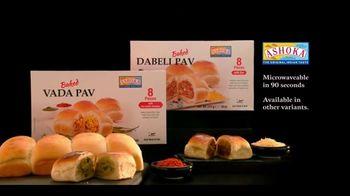 Ashoka Foods Pav TV Spot, 'Vada & Dabelli'