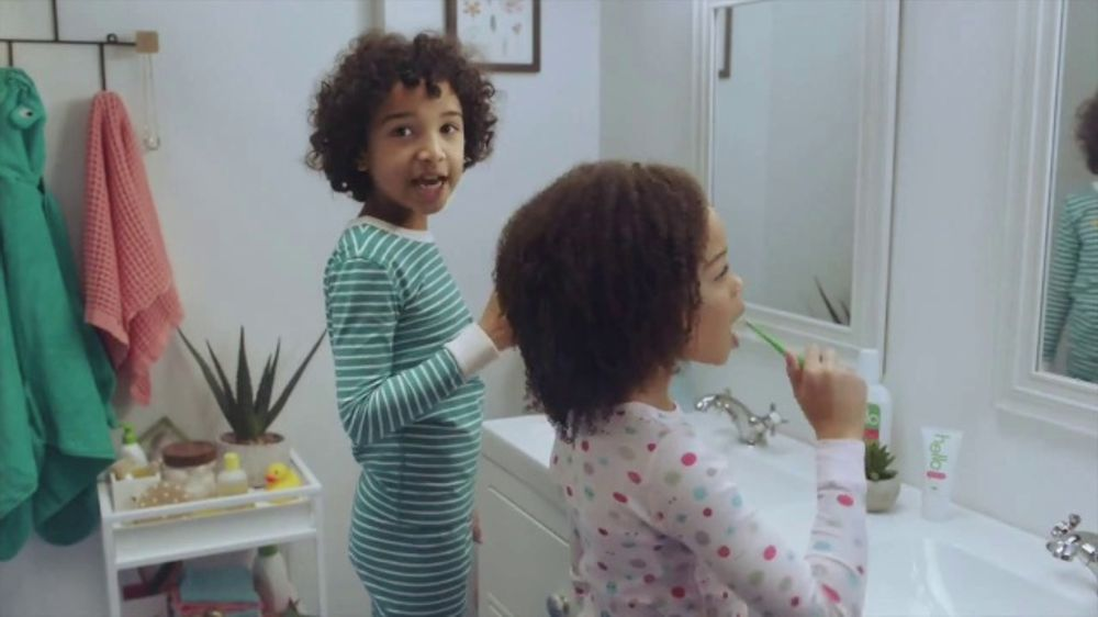 Hello Kids Watermelon Toothpaste TV Commercial, 'Strangely Rush to Brush-able'
