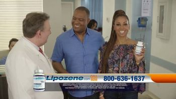 Lipozene TV Spot, 'Four Pants Sizes' Featuring Holly Robinson Peete and Rodney Peete - Thumbnail 6