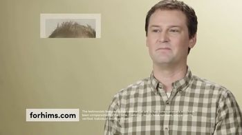 Hims TV Spot, 'Hair Loss Treatment: Free First Month'