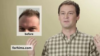 Hims TV Spot, 'Hair Loss Treatment: Free First Month' - Thumbnail 2