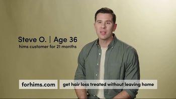 Hims TV Spot, 'Hair Loss Treatment: Free First Month' - Thumbnail 3