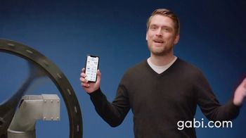 Gabi Personal Insurance Agency TV Spot, 'Rate Comparison Machine' - Thumbnail 8
