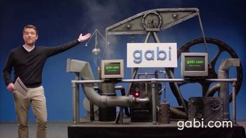Gabi Personal Insurance Agency TV Spot, 'Rate Comparison Machine'