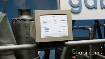 Gabi Personal Insurance Agency TV Spot, 'Rate Comparison Machine' - Thumbnail 4