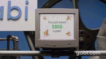Gabi Personal Insurance Agency TV Spot, 'Rate Comparison Machine' - Thumbnail 6
