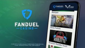 FanDuel Sportsbook TV Spot, 'Casino: Get Up to $200 Back'