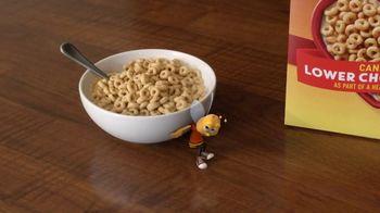 Honey Nut Cheerios TV Spot, 'Buzz Meets Leslie' Featuring Leslie David Baker - Thumbnail 1