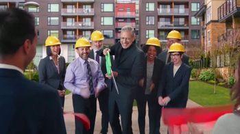 Apartments.com TV Spot, 'Big Scissors' Featuring Jeff Goldblum - 136 commercial airings