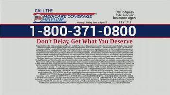 Medicare Coverage Helpline TV Spot, 'Uncertain Times' Featuring Joe Namath - Thumbnail 10