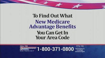 Medicare Coverage Helpline TV Spot, 'Uncertain Times' Featuring Joe Namath - Thumbnail 3