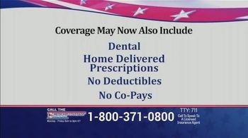 Medicare Coverage Helpline TV Spot, 'Uncertain Times' Featuring Joe Namath - Thumbnail 8