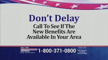 Medicare Coverage Helpline TV Spot, 'Uncertain Times' Featuring Joe Namath - Thumbnail 9