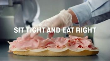 Jersey Mike's TV Spot, 'Sit Tight and Eat Right' - Thumbnail 4