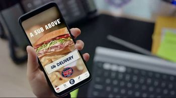 Jersey Mike's TV Spot, 'Sit Tight and Eat Right' - Thumbnail 5