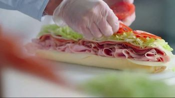 Jersey Mike's TV Spot, 'Sit Tight and Eat Right' - Thumbnail 9