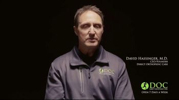 Direct Orthopedic Care TV Spot, 'Standing Together' - Thumbnail 1