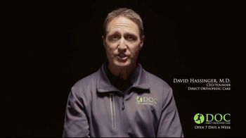 Direct Orthopedic Care TV Spot, 'Standing Together' - Thumbnail 2