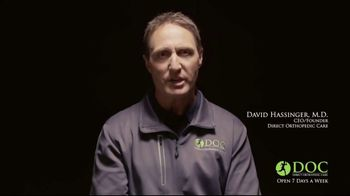 Direct Orthopedic Care TV Spot, 'Standing Together' - Thumbnail 3