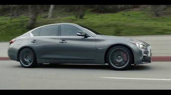2020 Infiniti Q50 TV Spot, 'Not-SUVs' [T2] - Thumbnail 8