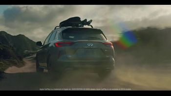 2020 Infiniti QX50 TV Spot, 'Snow and Surf' Song by Hannah Williams & The Affirmations [T2] - Thumbnail 6