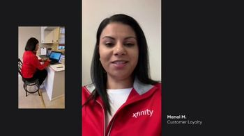 XFINITY TV Spot, 'Working a Little Differently'