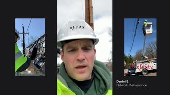 XFINITY TV Spot, 'Working a Little Differently' - Thumbnail 4