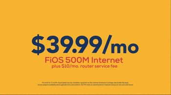 FiOS by Frontier TV Spot, 'DIY Blues: $39.99' - Thumbnail 10