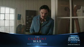 DIRECTV Cinema TV Spot, 'The Current War' - 4 commercial airings