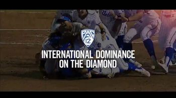 Pac-12 Conference TV Spot, 'International Dominance on the Diamond' - Thumbnail 9