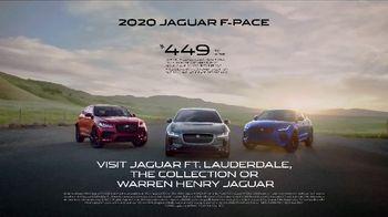 Jaguar F-PACE TV Spot, 'The New Faces of Jaguar: Kayper & Jimmy' [T2] - Thumbnail 9